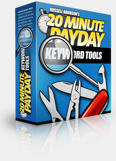 The 20 Minute A Day Income Blueprint
