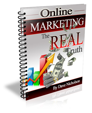 The Real Truth - FREE Onlline Marketing report