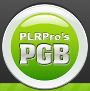 PLR Pro - Project Green Button