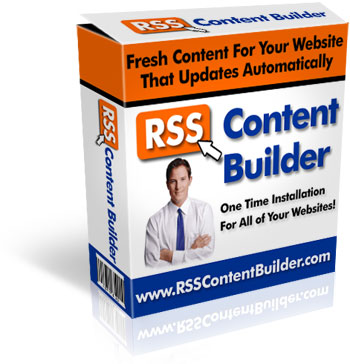 RSS Content Builder - The best Tool to Promote!