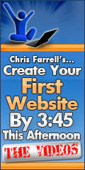 Create Your First Website - The best Ebook!